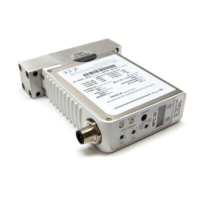 Brooks Gf125cxxc Mass Flow Controller Mfc Digital Hbr 100cc Devicenet Gf125