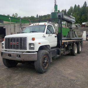 GMC boom Truck / Top Kick - achat ou location