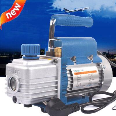 220v 3.6 M3h 2pa Rotary Vane Air Vacuum Pump Tool For Film Laminating Machine