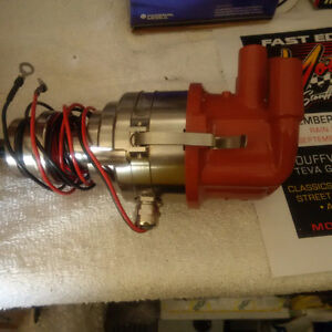 Fiat Spider 2000 Electronic distributor