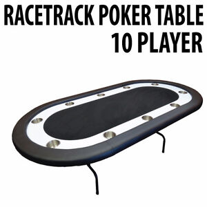 Monaco Series Poker Table with Racetrack Brand New