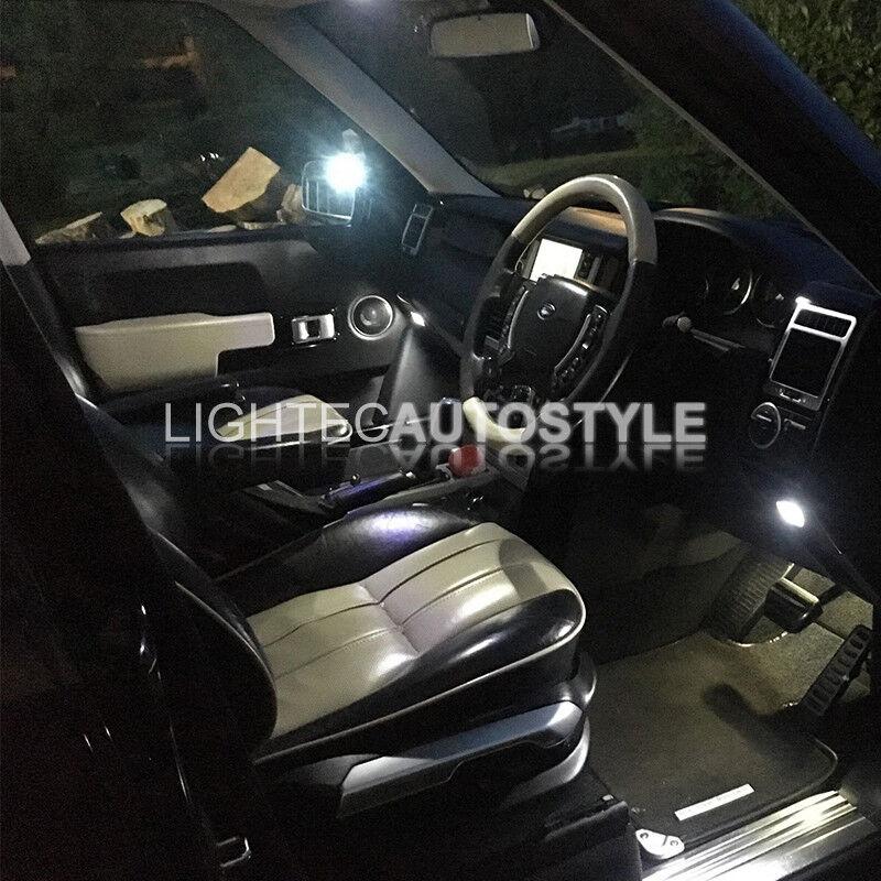 2003 Land Rover Range Rover Interior: RANGE ROVER VOGUE L322 31Pc Canbus Led Interior Kit Lights