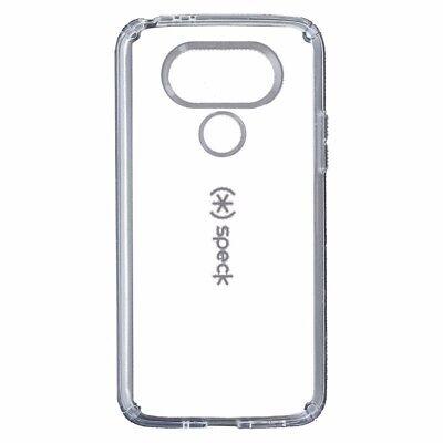 - Speck CandyShell Series Hybrid Hardshell Case for LG G5 - Clear / Frost