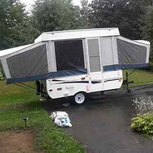 2002 Areo Rent Trailer / Camper