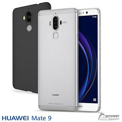 TPU Gel Jelly Rubber Soft Skin Case Cover For Huawei Mate 9 Jelly Skin Cover