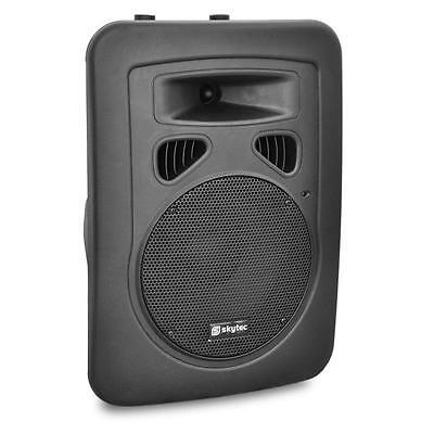 """PA DJ AKTIV 20CM (8"""") LAUTSPRECHER ABS MONITOR BOX XLR"""
