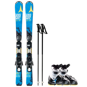 Skis, boots and poles wanted