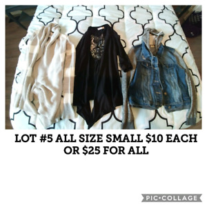 Great deal on women's clothes!