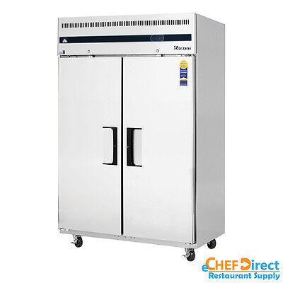 Everest Esf2 49 Two Door Reach-in Freezer