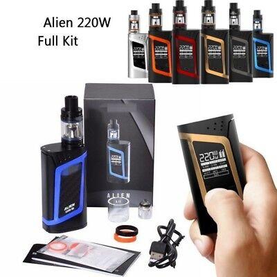 220W Full Kit Vape E-Pen Tank Box Cigarette Vapor Starter Kit 2600mAh Smoke Pen for sale  Shipping to Canada