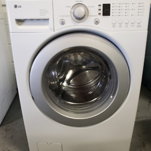 IRIA - Washer and Dryre set LG White- (647) 352-5008