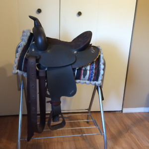 Children's Saddle Package