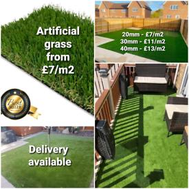 🌿Artificial grass from £7/m2🌿