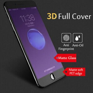 IPHONE XR 3D Matte AntiBlue Ray Tempered Glass Screen Protector