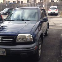 2004 Suzuki Vitara SUV good condition