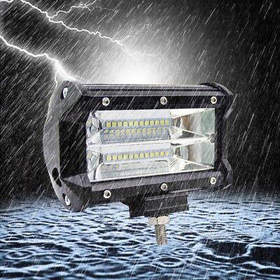 5'' 72W LED Powerful AUTO BOOT LKW Work Licht Bar Flood Fahren Lampen