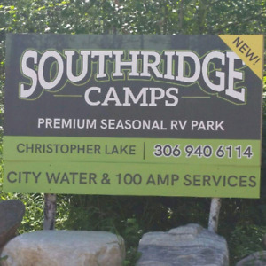 Seasonal RV Park in the Lakeland Area