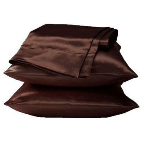 Queen/Standard Silk~y Satin Pillowcase Bedding Pillowcase