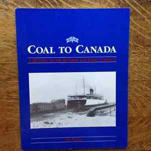 Coal to Canada A History of the Ontario  Car Ferry Company