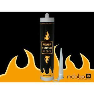 indoba® 1 Stk. Feuerfester Hochtemperaturkleber