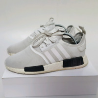Adidas NMD    boost - White  / Black ( Mens size 9.5 )