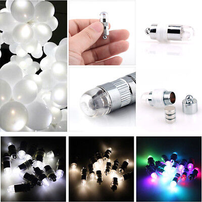 Waterproof 24 LED Mini Light For Paper Lantern Balloon Wedding Party Submersible - Led Paper