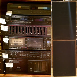 NIKKO Complete Stereo System & Proximity High Def Speakers