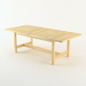 Ikea Norden dining room table & chairs