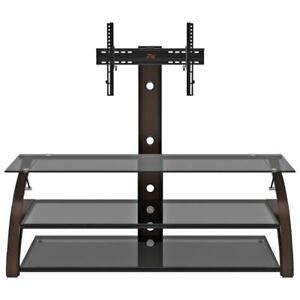 "Z-Line Designs BBC9502-60M29U Baltic 3-in-1 TV Stand for 36"" - 72"" TVs  Espresso (New other)"
