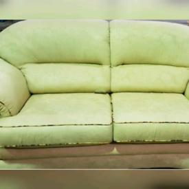 Reid Furniture 2 x 2 seater sofas