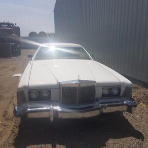 1975 Lincoln mark 4