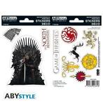 GAME OF THRONES-Stickers