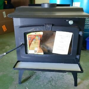 High Efficiency Wood Stove - Never Used