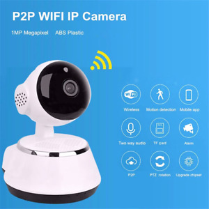 Home Security IP Camera Wireless WiFi Camera Surveillance 720P N
