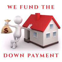 MORTGAGE, WE CAN HELP WITH THE DOWN PAYMENT, private lender