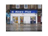 Profitable convenience shop lease for sale.