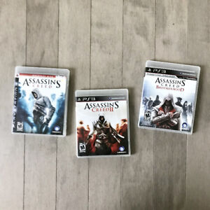 PS3 Games: Assassin's Creed & Final Fantasy XIII