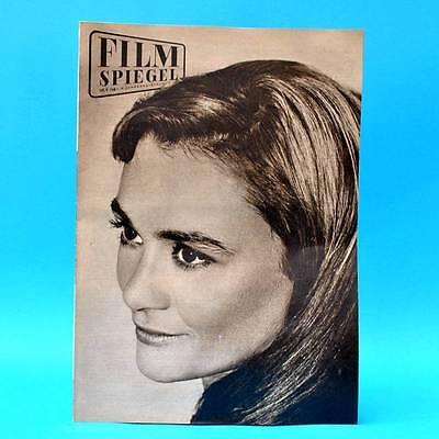 DDR Filmspiegel 1/1958 Danielle Delorme S. Jakowlew Manja Behrens Koch-Hooge