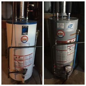 Hot Water Tank Special $199 INSTALL