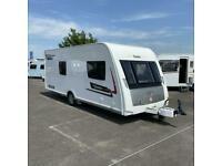 2013 ELDDIS Affinity 530 Touring Caravan - 3 berth