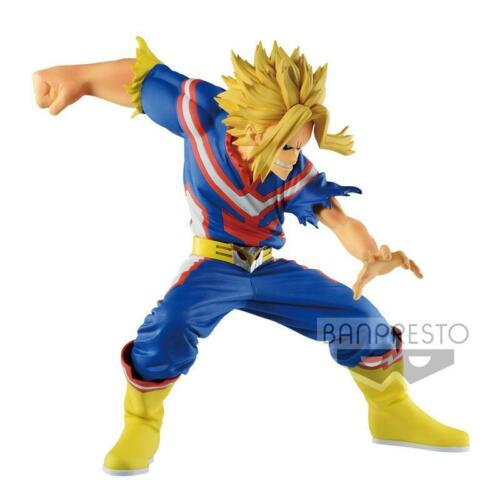 My Hero Academia Colosseum Academy Special All Might Figure Banpresto (authentic
