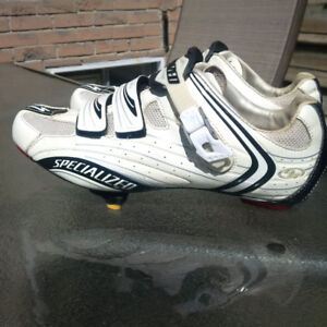2014 Specialized BG Pro road shoes REDUCED