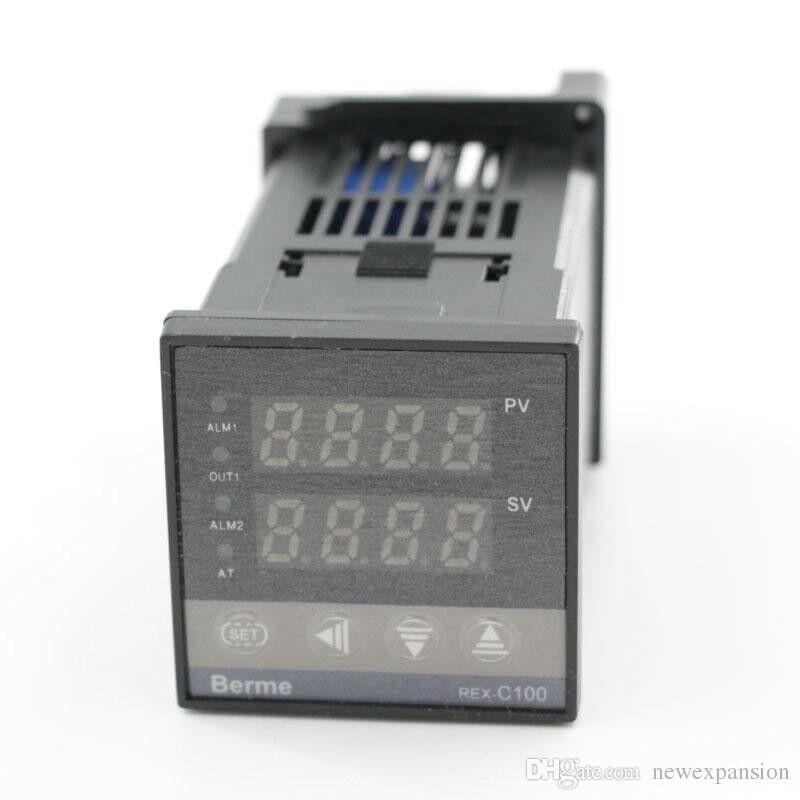 Berm REX-C100FK02-V*AN Temperature Controller PID