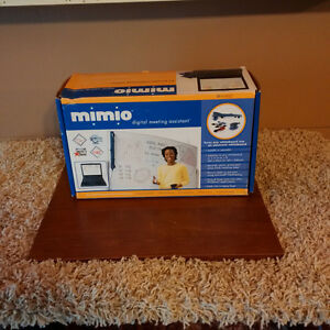 mimio digital meeting assistant