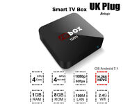 android tv box plug and play