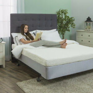 "BRAND NEW! 6"" Memory Foam Queen Mattress"