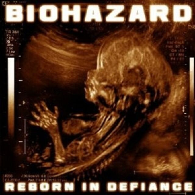BIOHAZARD - REBORN IN DEFIANCE CD 13 TRACKS NEU