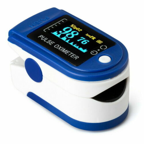 SM-150 Fingertip Pulse Oximeter Oximetry Blood Oxygen Saturation Monitor