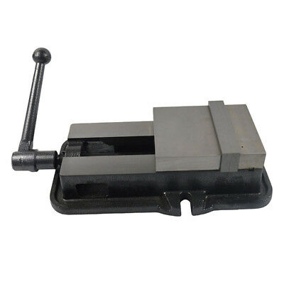 4 Milling Lockdown Vise Bench Top Hardened Metal Swiveling Without Base