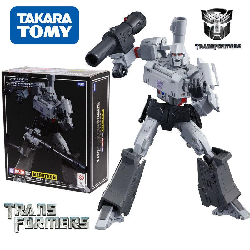 new Transformers MP-36 Masterpiece Megatron Destron Leader Action Figure Toys